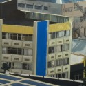 CP5 (blue building) / oil on linen / 120 x 170cm / 2010 thumbnail