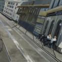 The Brewery Britomart / oil on board / 61 x 121cm / 2012 / Private Collection thumbnail
