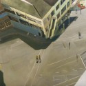 Walking space / oil on linen / 102 x 170cm / 2009 / Private Collection thumbnail