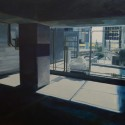 Car Park 10 / oil on canvas / 120 x 170 cm / 2016 thumbnail