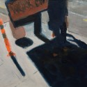 City Works 01 / oil on paper / 105 x 148 mm thumbnail