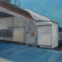 Filling Station / oil on aluminium / 20 x 20 cm / 2017 thumbnail