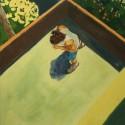 Man on Deck / oil on canvas / 120 x 100 / 2008 thumbnail