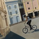 BMX 01 / oil on board / 81 x 121 cm / 2012 thumbnail