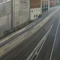 Fast road / oil on linen / 120 x 180cm / 2009 thumbnail