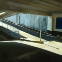 Rooftop access (CP4) / oil on linen / 50 x 91cm / 2010 / Private Collection thumbnail