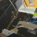 Untitled (york st) / oil on linen / 91 x 152cm / 2010 thumbnail