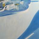 Pool 01 /oil on board / 61 x 61 cm / 2013 thumbnail