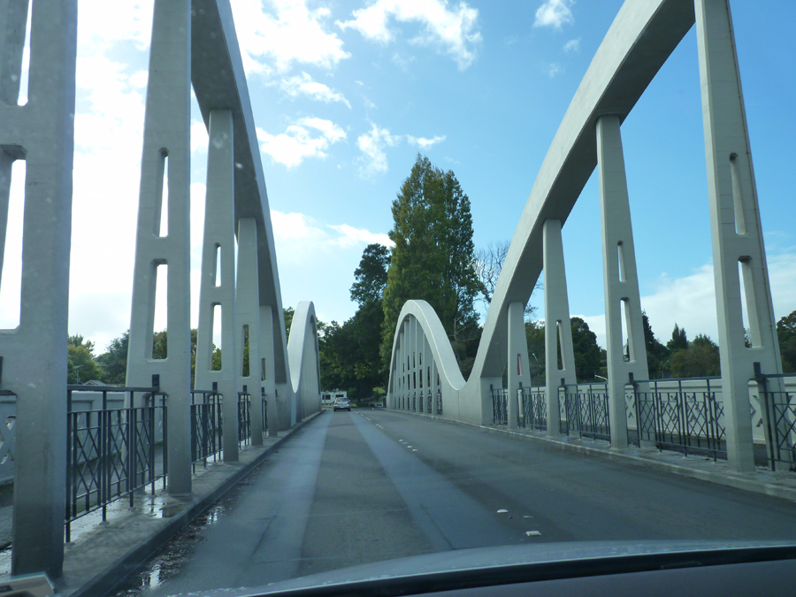 Fairfield Bridge, Hamilton