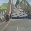 Fairfield Bridge over the Waikato thumbnail