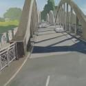 Fairfield Bridge over the Waikato thumbnail
