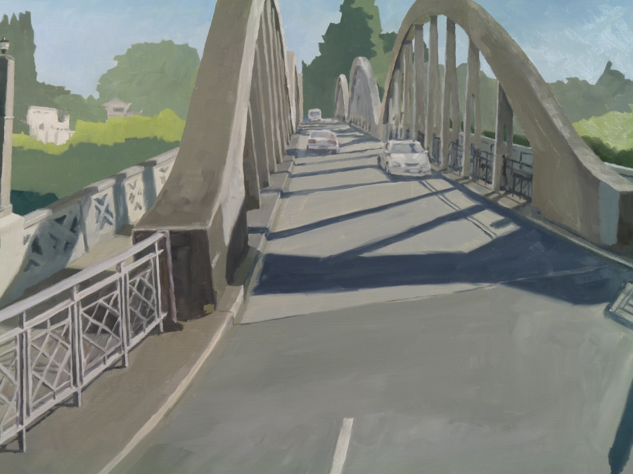 Fairfield Bridge over the Waikato