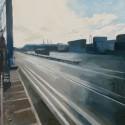 Port 01 / oil on board / 40 x 30 cm / 2016 thumbnail