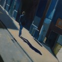 High Street 02 / oil on canvas / 76 x 76 cm / 2017 / Private collection thumbnail