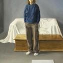 Anita Standing / oil on canvas / 64 x 50 cm / 2007 thumbnail