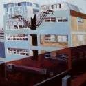 Hayes Building / oil on board / 50 x 60 cm thumbnail