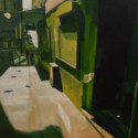 Durham Lane / oil on board / 60 x 70 cm thumbnail