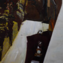 Kitchener Street / oil on board / 80 x 60 cm / 2020 / Private collection thumbnail
