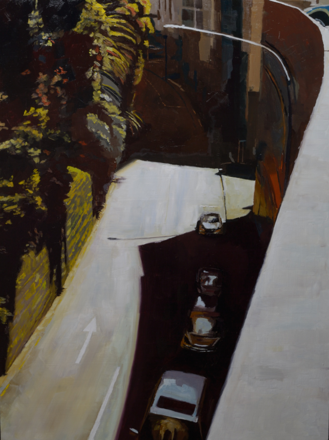 Kitchener Street / oil on board / 80 x 60 cm / 2020 / Private collection