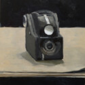 Camera / oil on board / 40 x 40 cm / 2020 / Private collection thumbnail
