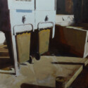 Dust Control / oil on canvas / 80 x 100 cm / 2020 / Private collection thumbnail